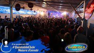 Foto Quintal da Clube com Naiara Azevedo 13