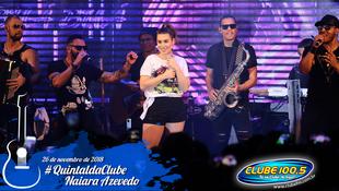 Foto Quintal da Clube com Naiara Azevedo 16