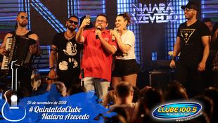 Foto Quintal da Clube com Naiara Azevedo 19