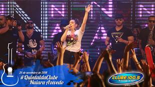 Foto Quintal da Clube com Naiara Azevedo 22