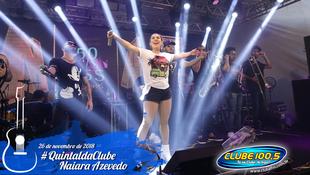 Foto Quintal da Clube com Naiara Azevedo 25