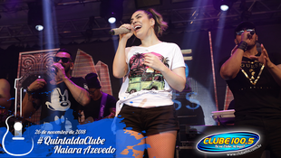 Foto Quintal da Clube com Naiara Azevedo 28