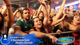 Foto Quintal da Clube com Naiara Azevedo 31