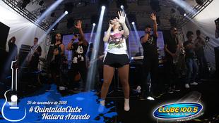 Foto Quintal da Clube com Naiara Azevedo 34