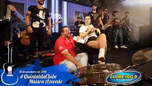 Foto Quintal da Clube com Naiara Azevedo 43