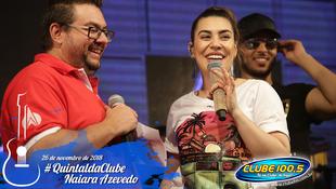 Foto Quintal da Clube com Naiara Azevedo 47