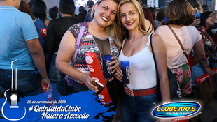 Foto Quintal da Clube com Naiara Azevedo 68