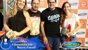 Foto Quintal da Clube com Naiara Azevedo 69