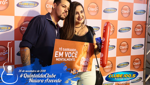 Foto Quintal da Clube com Naiara Azevedo 71