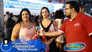 Foto Quintal da Clube com Naiara Azevedo 72