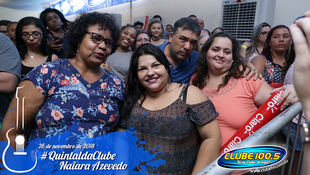 Foto Quintal da Clube com Naiara Azevedo 84