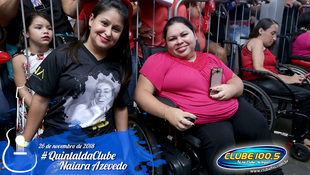 Foto Quintal da Clube com Naiara Azevedo 87