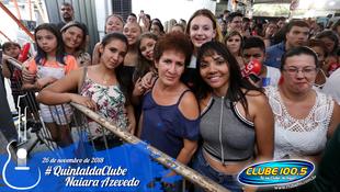 Foto Quintal da Clube com Naiara Azevedo 90