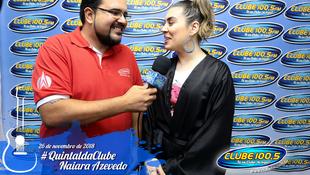 Foto Quintal da Clube com Naiara Azevedo 93