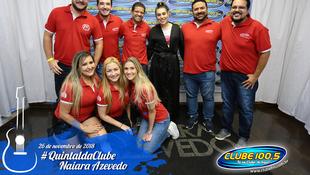 Foto Quintal da Clube com Naiara Azevedo 96