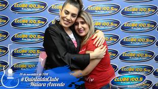 Foto Quintal da Clube com Naiara Azevedo 99