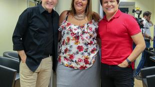 Foto Quintal da Clube com Gian e Giovani 8