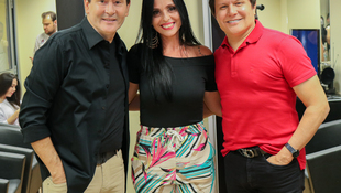 Foto Quintal da Clube com Gian e Giovani 24