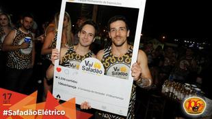 Foto Fotos da galera no #SafadãoElétrico 578