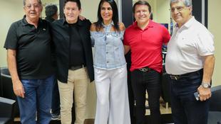Foto Quintal da Clube com Gian e Giovani 30