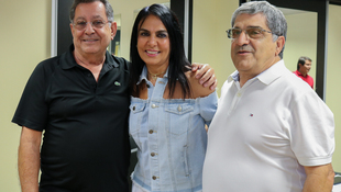 Foto Quintal da Clube com Gian e Giovani 33