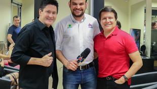 Foto Quintal da Clube com Gian e Giovani 36