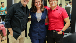 Foto Quintal da Clube com Gian e Giovani 41