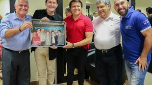 Foto Quintal da Clube com Gian e Giovani 51