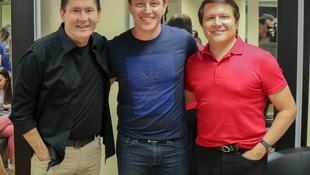 Foto Quintal da Clube com Gian e Giovani 58