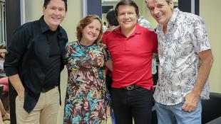 Foto Quintal da Clube com Gian e Giovani 64