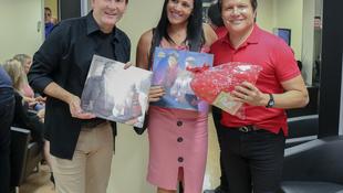Foto Quintal da Clube com Gian e Giovani 68