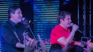 Foto Quintal da Clube com Gian e Giovani 83