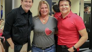 Foto Quintal da Clube com Gian e Giovani 84