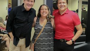Foto Quintal da Clube com Gian e Giovani 85