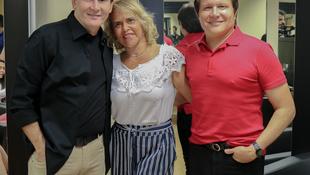 Foto Quintal da Clube com Gian e Giovani 99