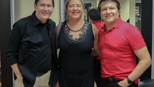 Foto Quintal da Clube com Gian e Giovani 102