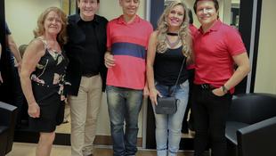 Foto Quintal da Clube com Gian e Giovani 103