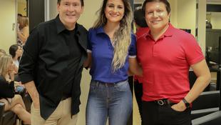 Foto Quintal da Clube com Gian e Giovani 106