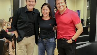 Foto Quintal da Clube com Gian e Giovani 107