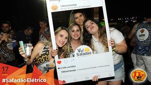 Foto Fotos da galera no #SafadãoElétrico 583