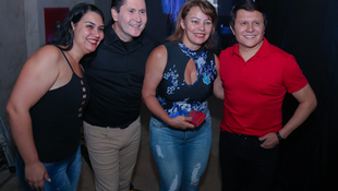 Foto Quintal da Clube com Gian e Giovani 131