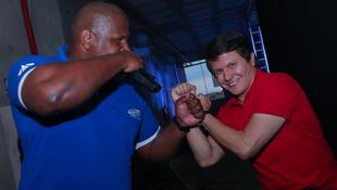 Foto Quintal da Clube com Gian e Giovani 135