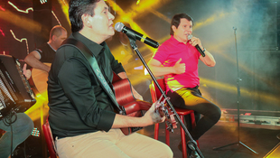 Foto Quintal da Clube com Gian e Giovani 138