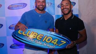 Foto Quintal da Clube com Gian e Giovani 165
