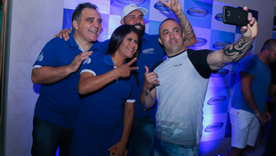 Foto Quintal da Clube com Gian e Giovani 168