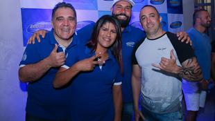 Foto Quintal da Clube com Gian e Giovani 170