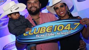 Foto Quintal da Clube com Gian e Giovani 182