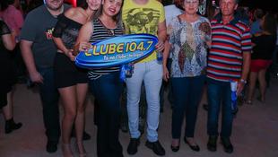 Foto Quintal da Clube com Gian e Giovani 189