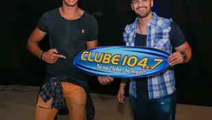 Foto Quintal da Clube com Gian e Giovani 196