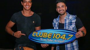 Foto Quintal da Clube com Gian e Giovani 197